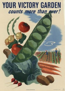 Your Victory Garden... poster